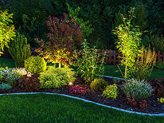Landscape Lighting Ann Arbor, MI